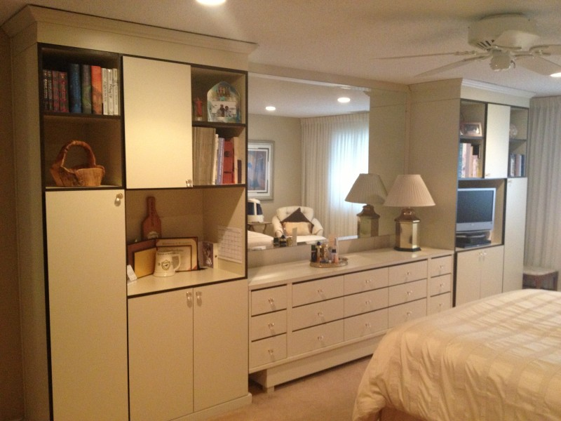 Built Ins and Furniture Options