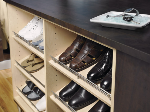 Multiple Ways To Maximize Shoe Storage